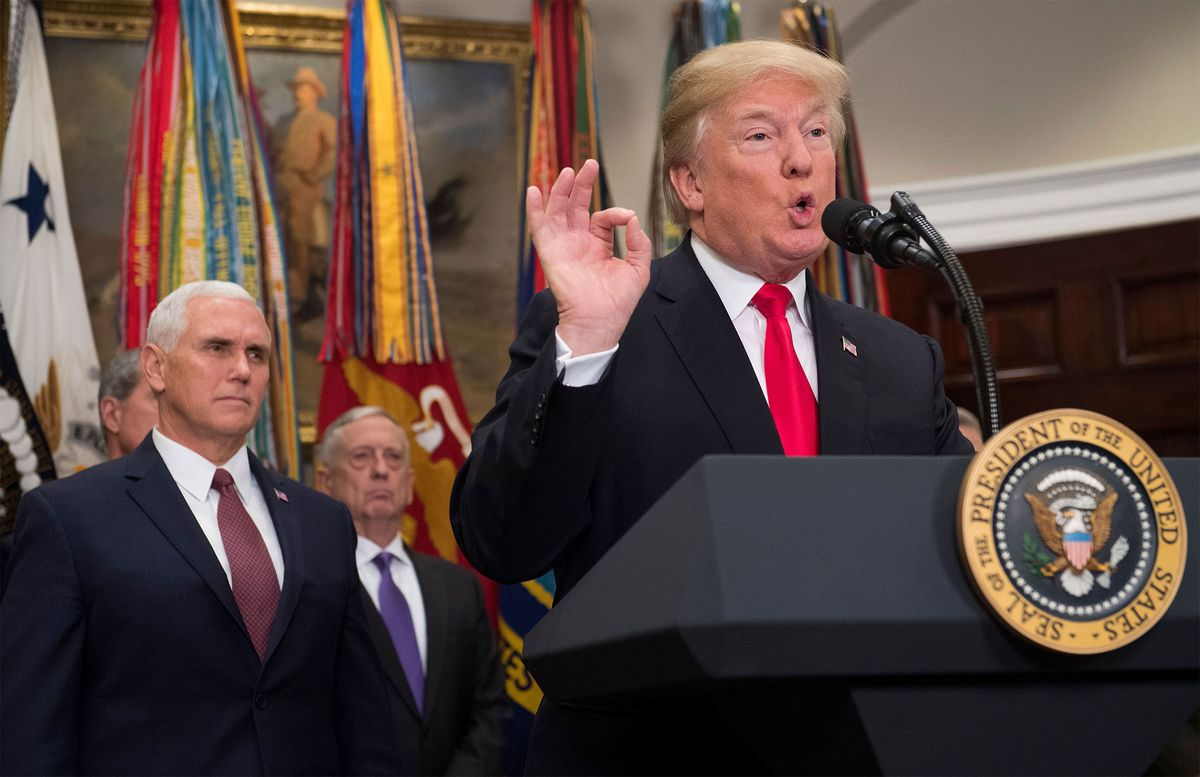 Trump Says He'll End U.S. Visa Lottery and 'Chain Migration'