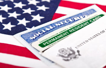 residency green card