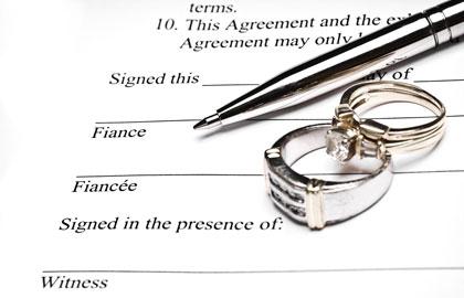 negotiating and drafting premarital agreement